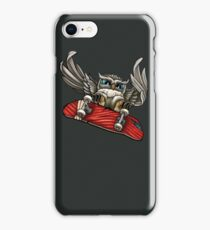 Thrashin' Owl iPhone Case/Skin