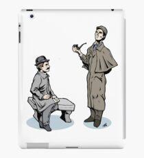 Victorian Sherlock and Watson iPad Case/Skin
