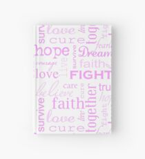 Breast Cancer Hardcover Journal