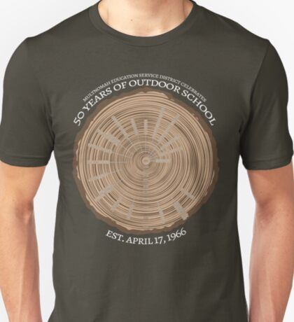 50th Anniversary (fcw) T-Shirt