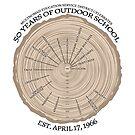 50th Anniversary (fcb) by Multnomah ESD Outdoor School