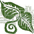 Plants Field Study Words (scb) by Multnomah ESD Outdoor School