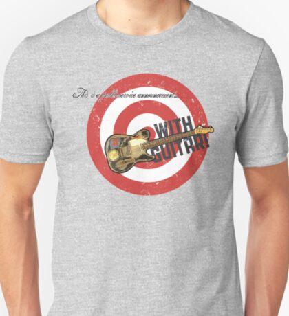 PSA With Guitar T-Shirt