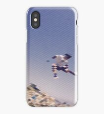 sky kick iPhone Case