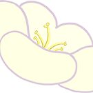 White Flower by thedustyphoenix