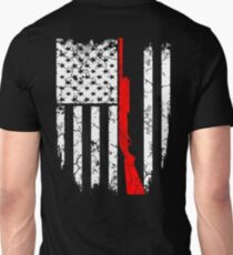 shotgun flag Unisex T-Shirt