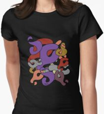 Abstract -2  - AshleyPanditaArtCreations Women's Fitted T-Shirt