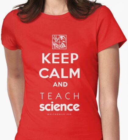 Keep Calm and Teach Science T-Shirt