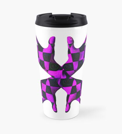 #DeepDream Gloves 5x5K v1456239375 Travel Mug