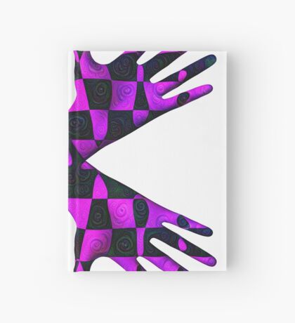 #DeepDream Gloves 5x5K v1456239375 Hardcover Journal