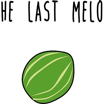 The last melon by Caretta