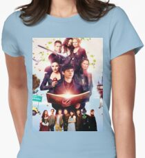 OUAT Turns 100 Women's Fitted T-Shirt