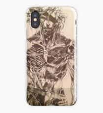 Broken Raiden iPhone Case/Skin