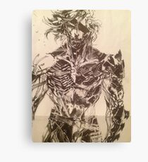 Broken Raiden Canvas Print