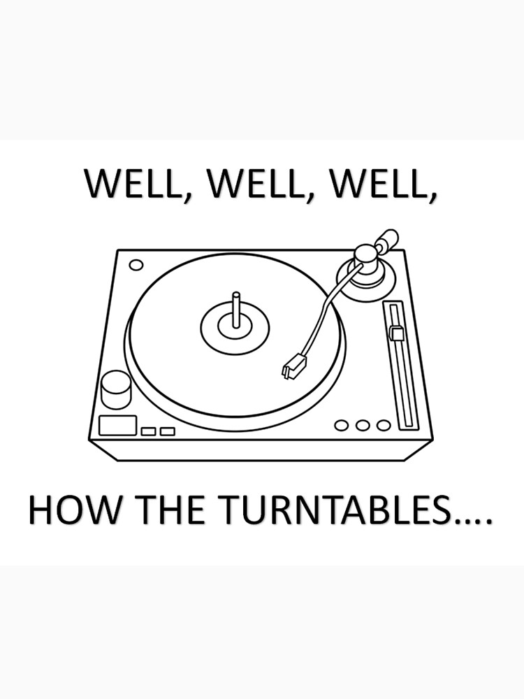 How the turntables by RayaJK