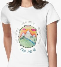 First Aid Kit - My Silver Lining Women's Fitted T-Shirt