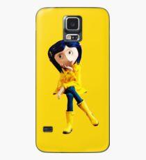 Coraline not Caroline Case/Skin for Samsung Galaxy