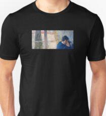 Edvard Munch - The Kiss  Unisex T-Shirt