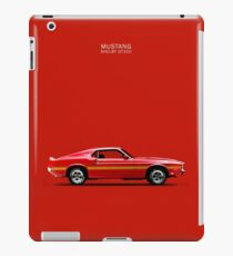 Mustang Shelby GT350 iPad Case/Skin