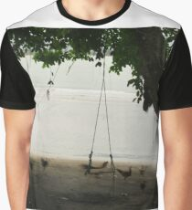 chooks on the beach Graphic T-Shirt
