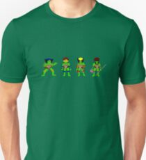 Mutant Teenage Ninja Turtles Unisex T-Shirt