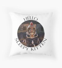 ESO Razum Dar Throw Pillow