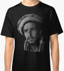 Camiseta clásica Camiseta Massoud