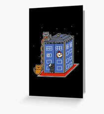 Who Atsume Greeting Card