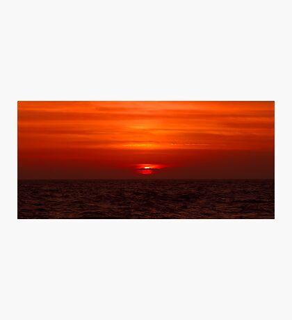 A Florida Sunset Photographic Print