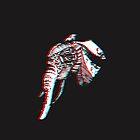 Spirit Elephant 3D by Adam Priester