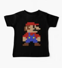 Periodic Mario Table Kids Clothes