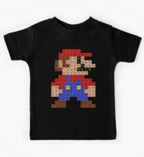 Camiseta para niños Tabla periódica de Mario