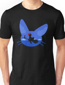 Kiki and Jiji's Flight Unisex T-Shirt
