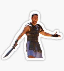Maximus Decimus Meridius Sticker