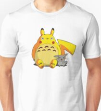 Totorotchu and Pikaro Unisex T-Shirt