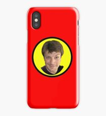 Captain Hammer Groupie iPhone Case/Skin