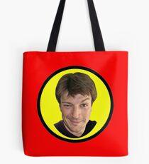 Captain Hammer Groupie Tote Bag