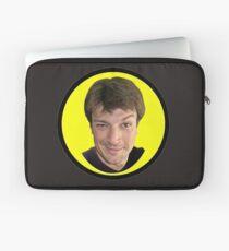 Captain Hammer Groupie Laptop Sleeve