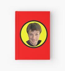 Captain Hammer Groupie Hardcover Journal