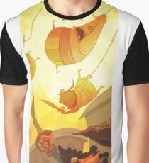Pirate Attack Graphic T-Shirt