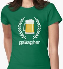 Gallagher Womens Fitted T-Shirt
