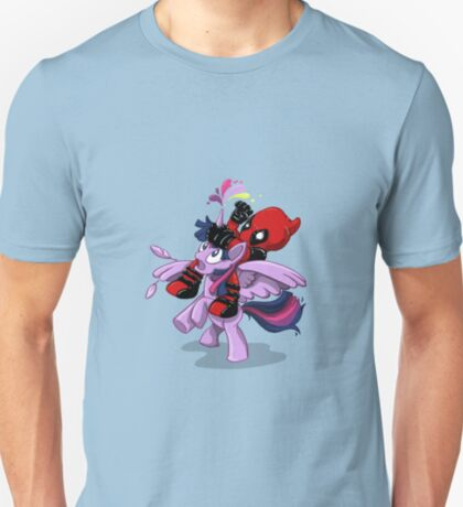 Pony Tail! T-Shirt