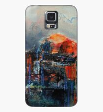 Sacre, featured in Painters Universe, AbstractSurrealArt Case/Skin for Samsung Galaxy