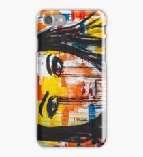 The unseen emotions of her innocence iPhone Case/Skin