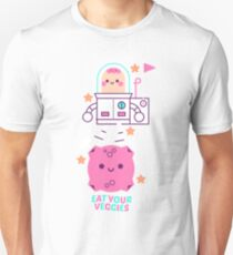 Eat your veggies Unisex T-Shirt