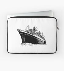 Ocean Liner Laptop Sleeve