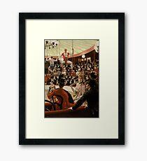 James Tissot - Women of Paris The Circus Lover 1885 Framed Print