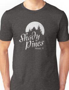 Golden Girls TV Show Fan Art - Shady Pines Unisex T-Shirt