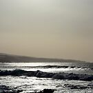 Ocean view, surf in the late afternoon by sledgehammer