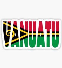 Vanuatu Sticker